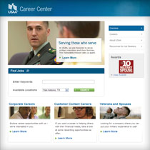 USAA Career Center Preview