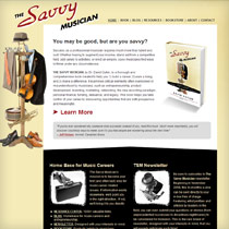 The Savvy Musician Preview